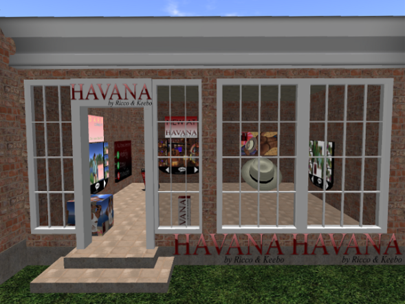 Havana Store at its temporary location at The Gayborhood