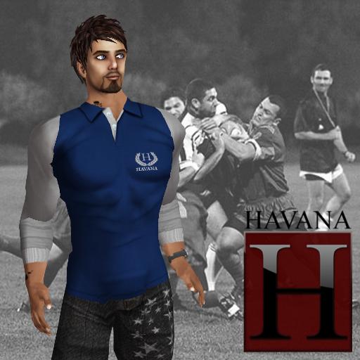 Freebie: Havana Rugby Shirt