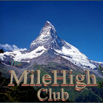 MileHigh Club Logo