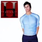 Andy T-Shirt in blue