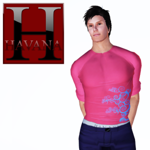 Andy T-Shirt in pink