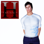 Andy T-Shirt in white