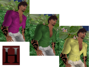 Caribe Color Pack 4